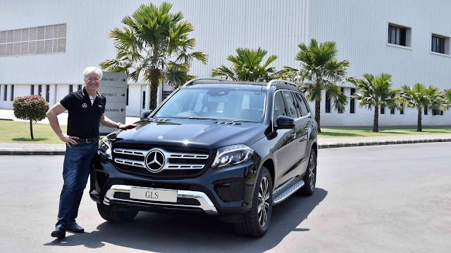 New 2018 Mercedes GLS Grand Edition launch in India