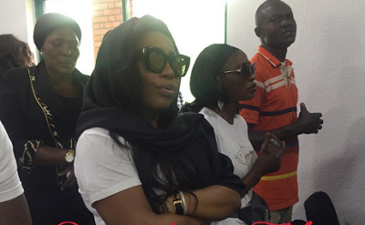 Star Actress, Eucharia Anunobi Buries Her Only Child (Photos)5