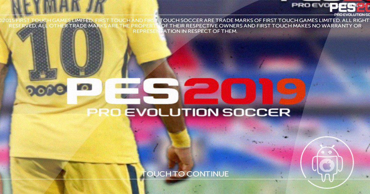 Download PES 2019 apk & obb fts19 mod for android