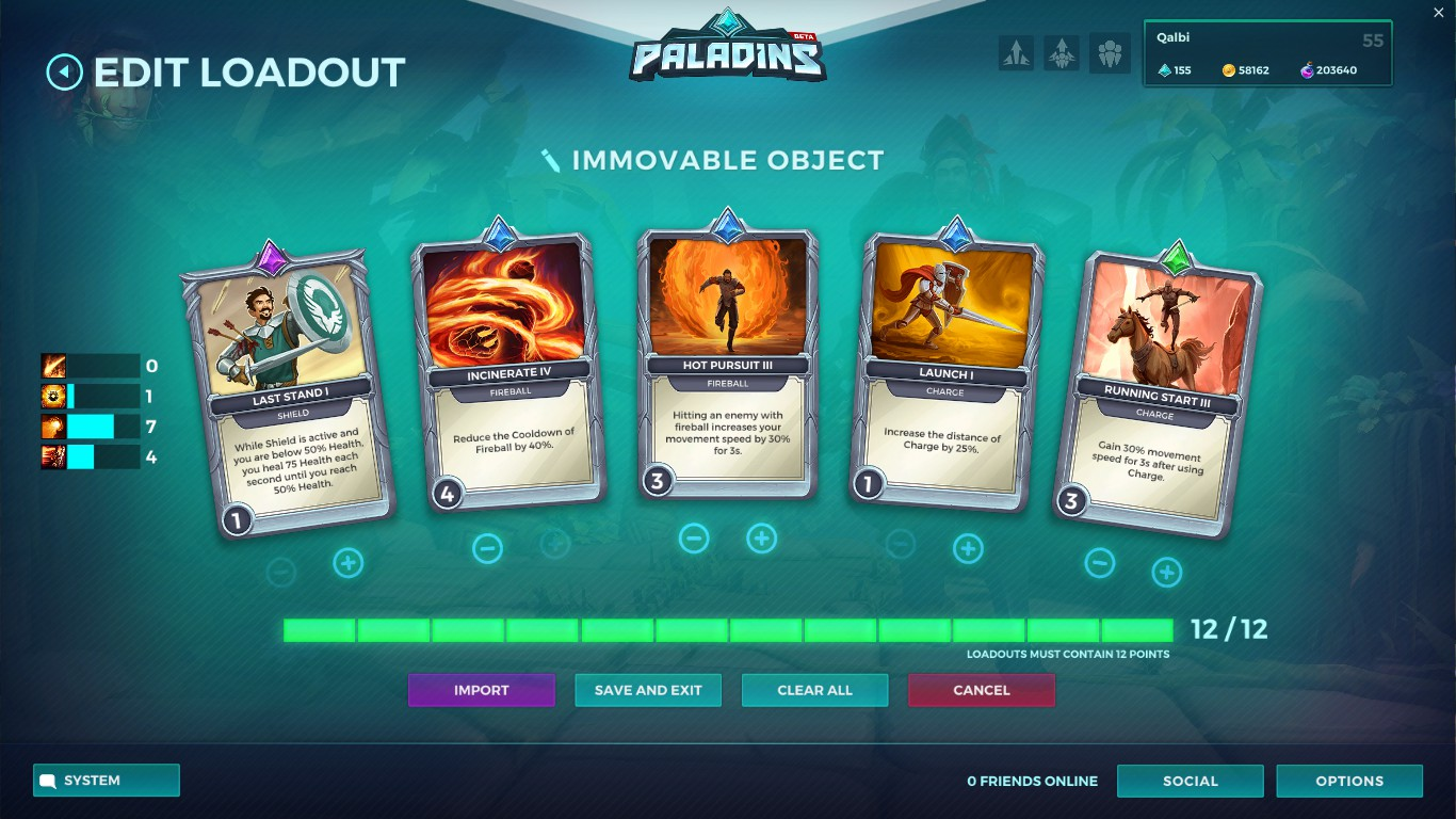 Paladins Bird's Loadout List | Your Ultimate FPS Gaming Guide