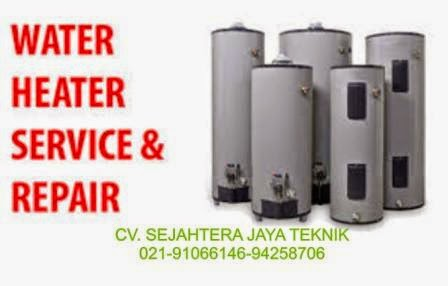 SERVICE WATER HEATER DI BEKASI