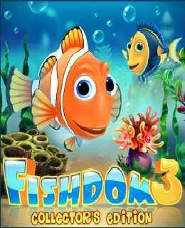 Fishdom 3: Collector's Edition wallpapers, screenshots, images, photos, cover, posters