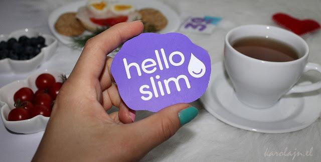 Hello Slim - 30 dniowy teatox - moje wrażenia