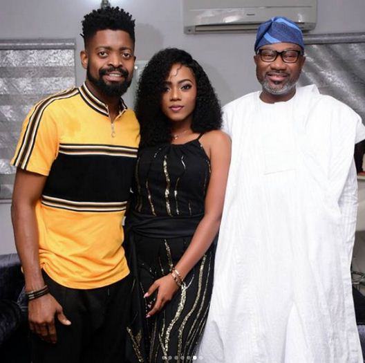 Basketmouth-wife-Elsie-Okpocha-birthday-photo