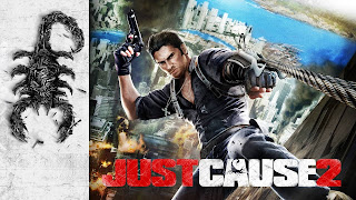 Just Cause 2 PS3 Wallpaper