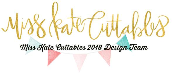 2018 Miss Kate Cuttables Design Team