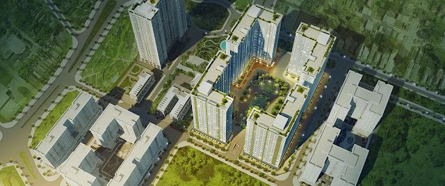 Ecohome 3 tổng quan dự án nhà ở xã hội Đông Ngạc, Bắc Từ Liêm, Hà Nội