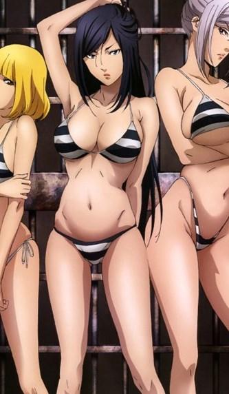 Download Anime Kangoku Gakuen Prison School BD Subtitle Indonesia Batch