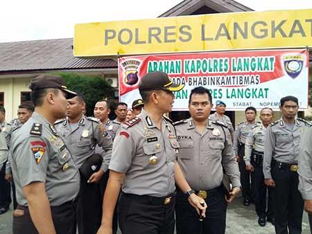 Alamat & Nomor Telepon Polres Kabupaten Langkat