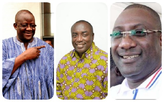 NPP to rope Afoko, Agyepong, Crabbe into its 2016 campaign
