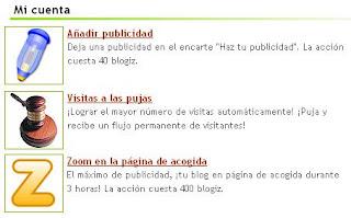 BoosterBlog calificaciones rating blogger boom avanti universal