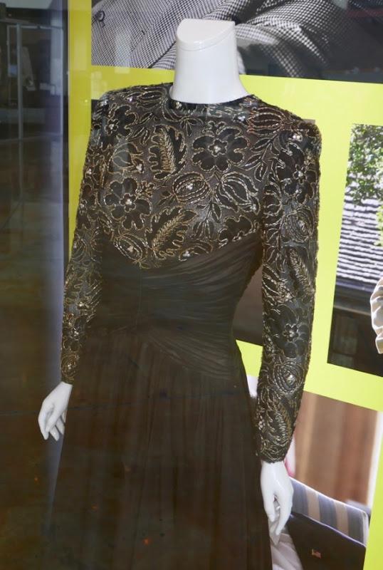 Amy Adams Vice Lynne Cheney costume detail