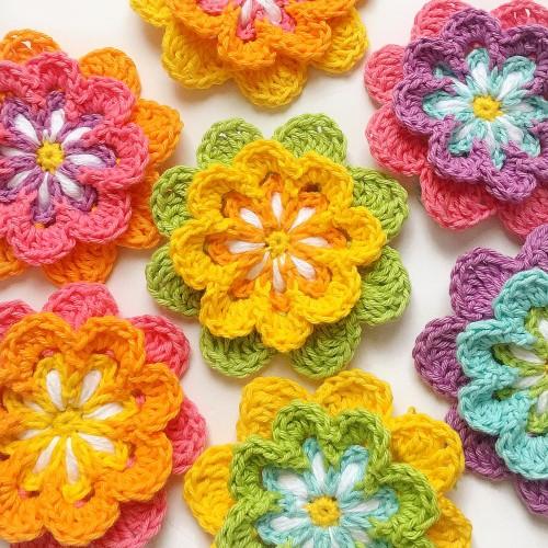 Flower - Free Pattern
