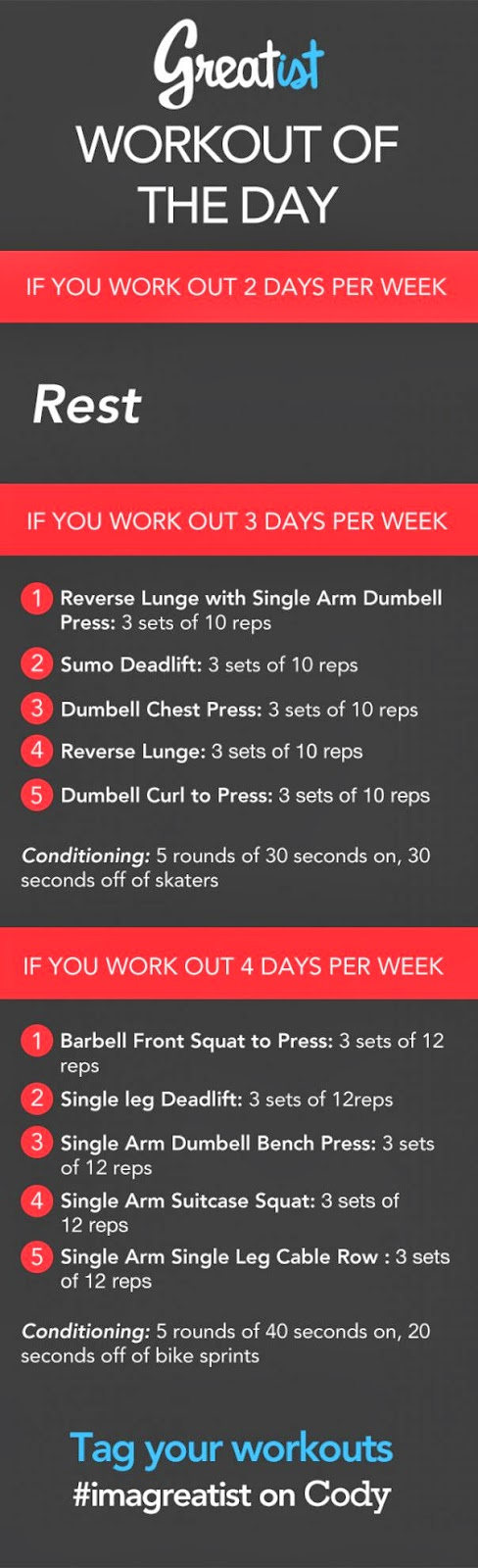 hover_share weight loss - greatest workout of the day