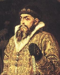 Iván IV de Rusia (Iván el terrible)