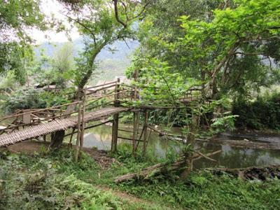 Alrededores de Muang Ngoi, Laos