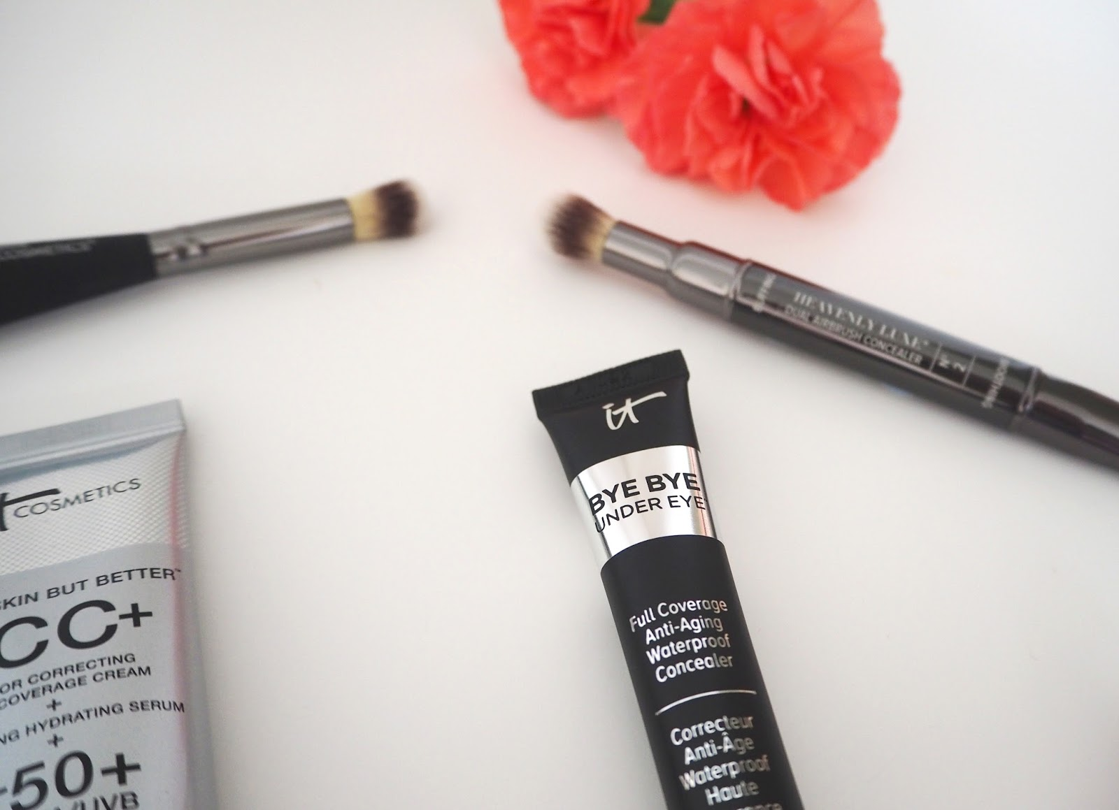 IT Cosmetics Makeup Review | Katie Kirk Loves
