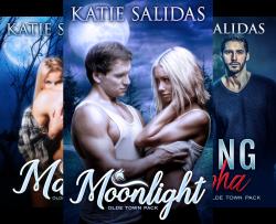 Adult Werewolf Romance Books by Katie Salidas