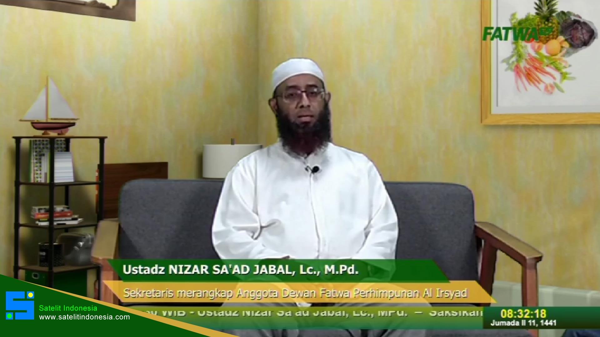 Frekuensi siaran Fatwa TV di satelit Telkom 4 Terbaru