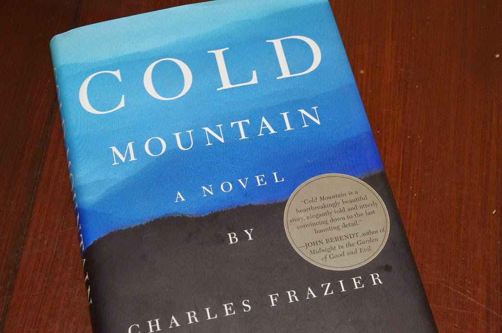An analysis of the book cold mountain by charles frazier
