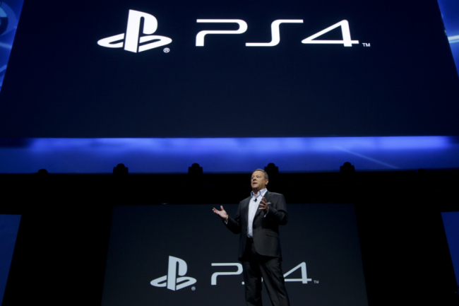 PlayStation 4 (PS4) was introduced by Sony at a press conference at E3, the largest video game trade show that opened in Los Angeles