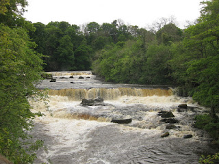 Aysgarth Falls, Yorkshire Dales, England