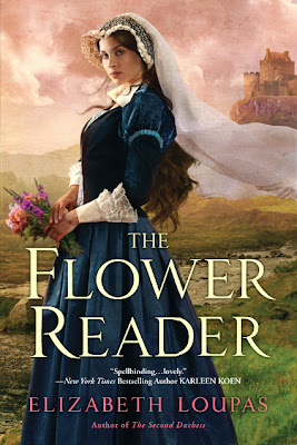 Historical Fiction VBT Review: The Flower Reader by Elizabeth Loupas