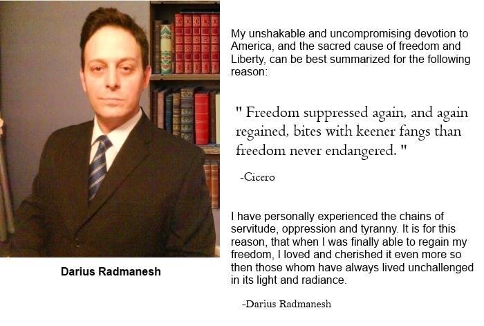 Friends Of Liberty Archives: Darius Radmanesh On The Islam
