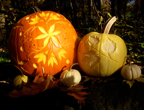 Events By Danvy S Blog Pumpkin Carving For Fall Weddings