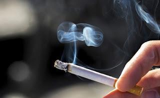 perokok berat beresiko terkena kanker mulut