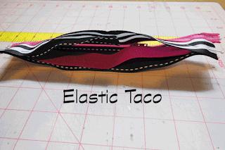 elastic taco