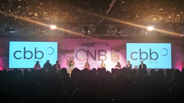 Conferência Nacional de Blogs - CNB 2018 - CBB Digital