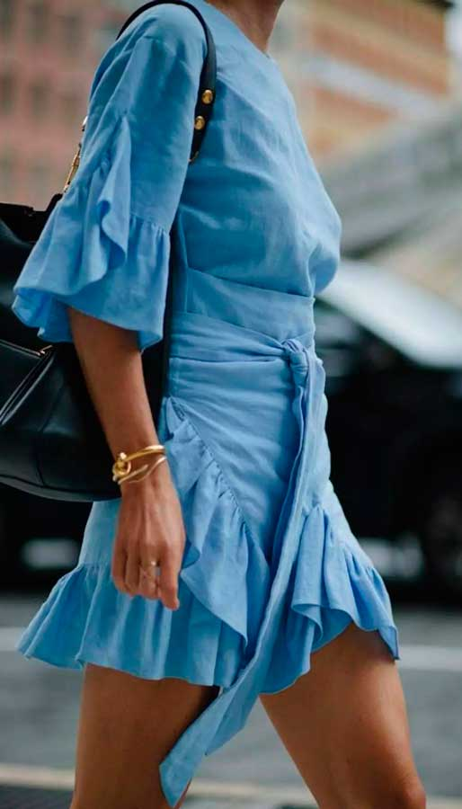 What's Trending Hot On The Fashion Radar? [Part III: Delicate Ruffles]