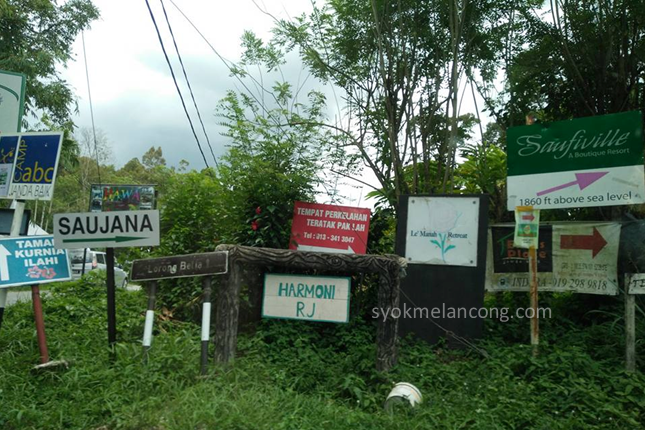 Jarijemariku Weekend Getaway At Janda Baik Saufiville Resort