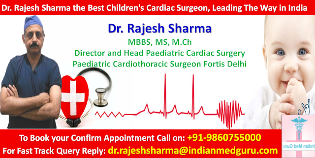 Dr. Rajesh Sharma Heart Surgeon