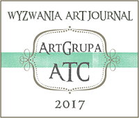 Wyzwania Art journal