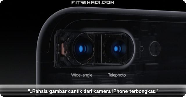 6 cara menangkap gambar yang cantik dari iPhone 7