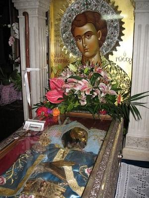 Άγιος Ιωάννης ο Ρώσος