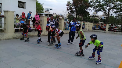 Hyderabad roller skating classes