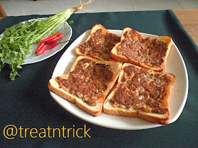 Breakfast recipe @ treatntrick.blogspot.com