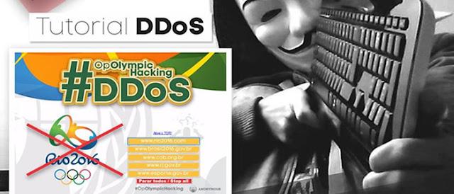 Anonymous cria software para qualquer um ajudar em ataques DDoS.