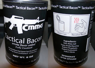 Bacon in a can!