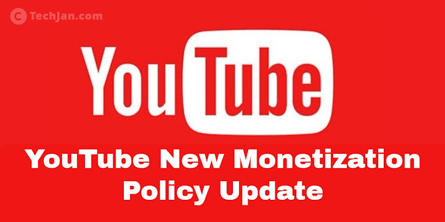 YouTube Monetization Policy 2019