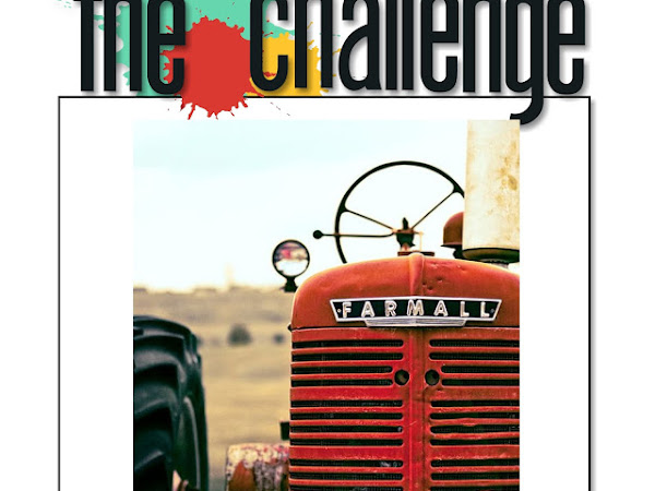 The Challenge #74 - Funny Farm Greetings!