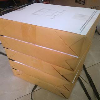 cetak kop surat bahan concord