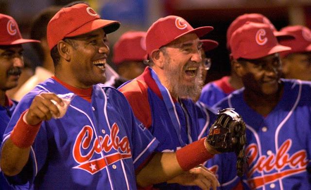 La interrogante ahora es saber si con el fallecimiento de Castro, el beisbol de las Grandes Ligas deja de estar 'satanizado' en Cuba y vuelve a ser el deporte pasatiempo nacional que una a ambos países en una nueva realidad.