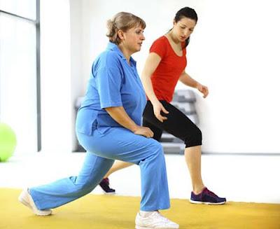 Efectos adversos ejercicio diabetes