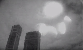 Meteoro brilhante é visto no céu de JP durante madrugada de chuva; confira vídeo