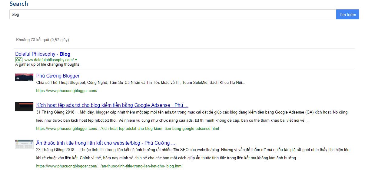 Cách tạo công cụ tìm kiếm tùy chỉnh Google để kiếm tiền cho blog