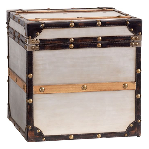 Copy Cat Chic Restoration Hardware Mayfair Steamer Trunk